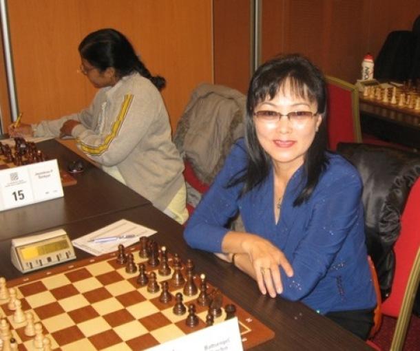 Svetsko prvenstvo u šahu za seniorke