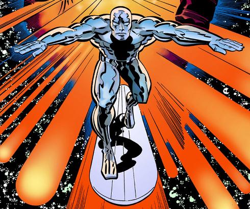 Srebrni surfer – superheroj 21. veka