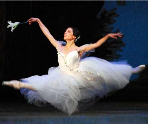 Nina Ananiašvili – lepota pokreta koja traje