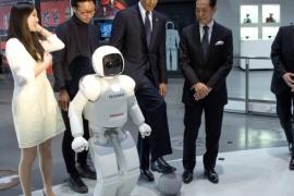 ASIMO – Hondin robot