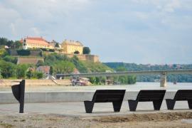 Gordana (Skoplje): Putovanje po Srbiji