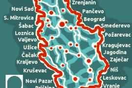 Srbija: Razlika između najviše i najniže plate – 50.000 dinara