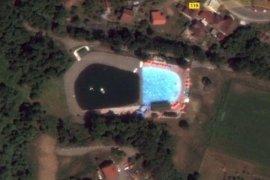 Jezero Draguljica u Jošaničkoj Banji