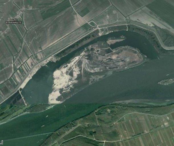 Gajačko jezero kod Gaja na Dunavu