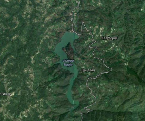 Jezero Barje kod Leskovca