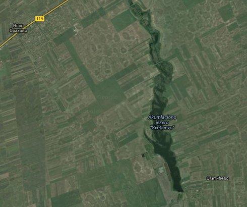 Jezero Svetićevo kod Bačke Topole