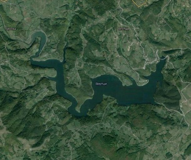 Jezero Vrutci kod Užica