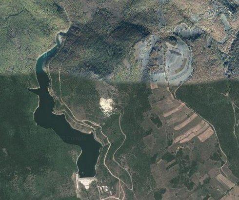 Prilepničko jezero kod Gnjilana
