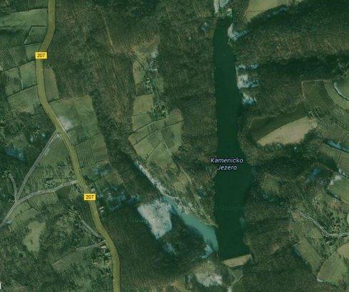 Kameničko jezero kod Valjeva