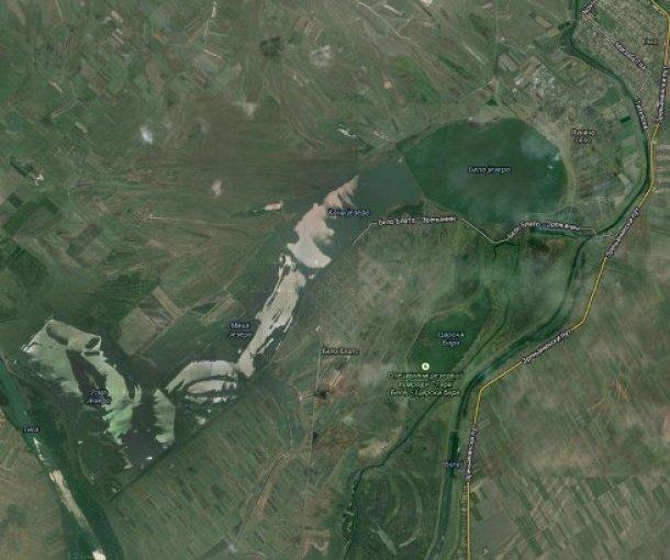 Carska bara i jezera oko Belog Blata kod Zrenjanina