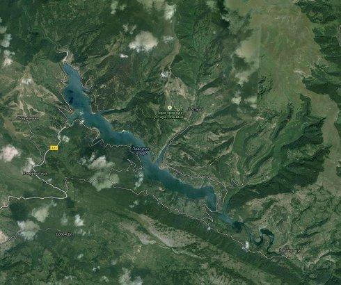 Zavojsko jezero na Staroj Planini