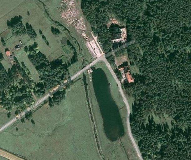 Jezero u Sjenici