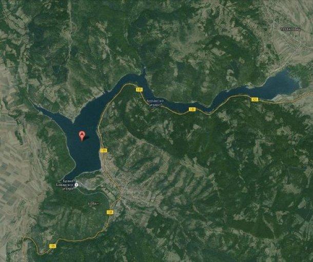 Bovansko jezero kod Sokobanje