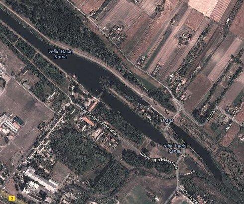 Veliki Bački kanal kod Vrbasa