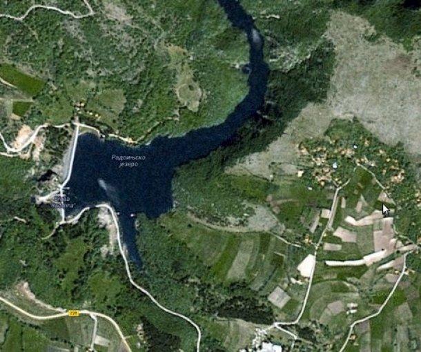 Radoinjsko jezero kod Nove Varoši
