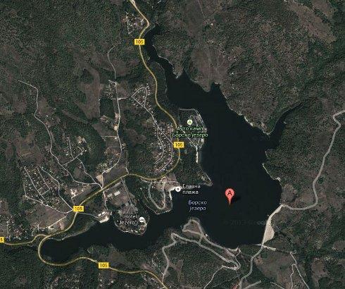Veliko Borsko jezero