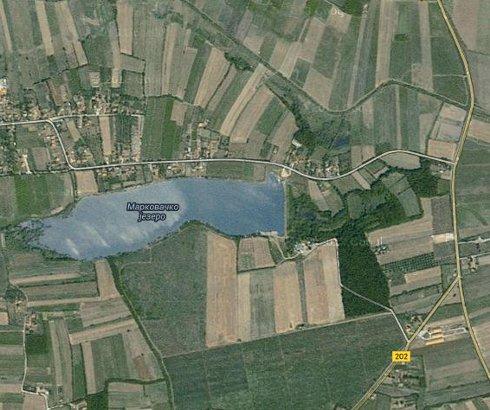 Markovačko jezero kod Mladenovca