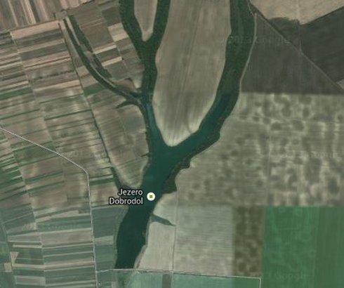 Jezero Dobrodol u Sremu