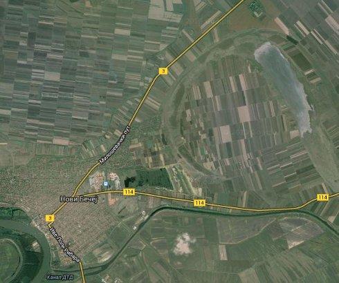 Jezero Kopovo kod Novog Bečeja