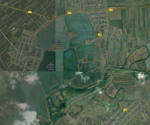 Ribnjak Veštačko jezero Banatski Despotovac
