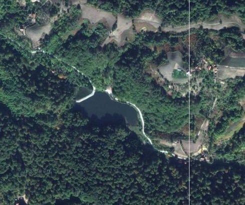 Radaljsko jezero kod Malog Zvornika