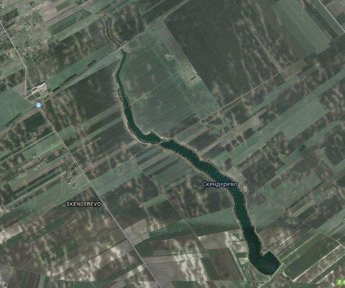 Skenderevo jezero kod Subotice