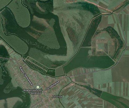 Jezero Šaran i druga barandska jezera
