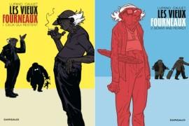 Stare kajle (Les vieux fourneaux) – strip o vremešnim junacima