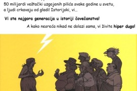 Nobelovac Džozef Stiglic: Novi generacijski jaz – društvena nepravda prema mladima