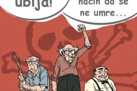 """Tribina """"Siromaštvo i diskriminacija penzionera i starijih osoba u Srbiji"""""""