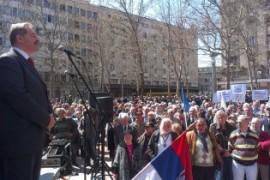 Beogradski penzioneri kreću u akciju – tribine u toku marta i veliki skup u aprilu