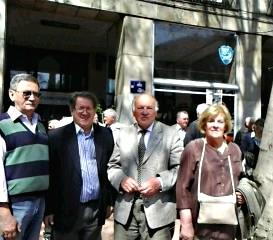 Predsednik USPS Milorad Vujasinovic sa beogradskim penzionerima