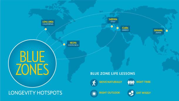 Tajna Plave zone: Kako doživeti 100?