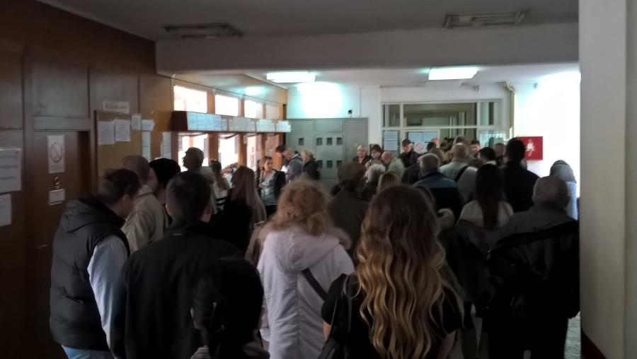 RFZO Novi Beograd, oktobar 2016