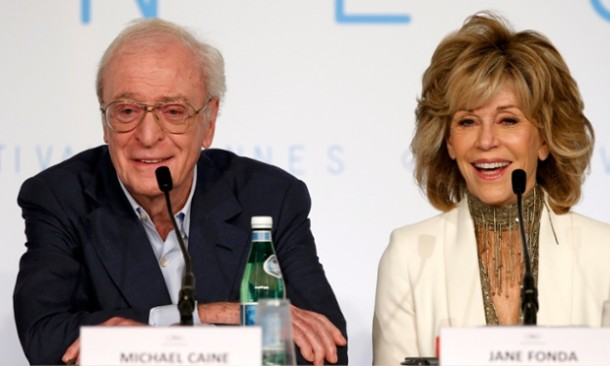 Mladost: Majkl Kejn i Džejn Fonda o filmu i životu starijih glumaca