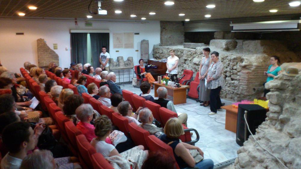"""II Konkurs za najbolju putopisnu priču i pesmu starijih osoba """"Draganova nagrada"""""""