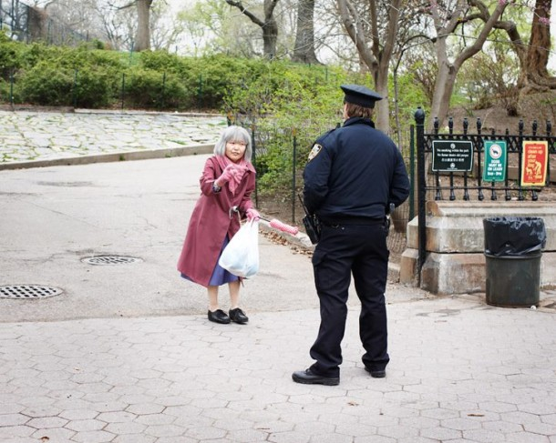 Dostavljači namirnica kao anđeli čuvari starijih