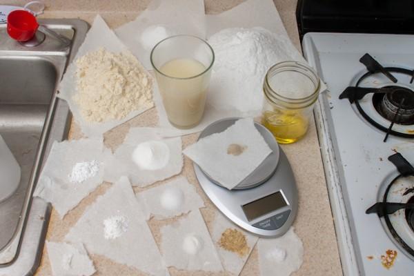 Foto: samostalna priprema praškaste smese za mućkanje hranljivih napitaka (izvor: soylentmaker.com)