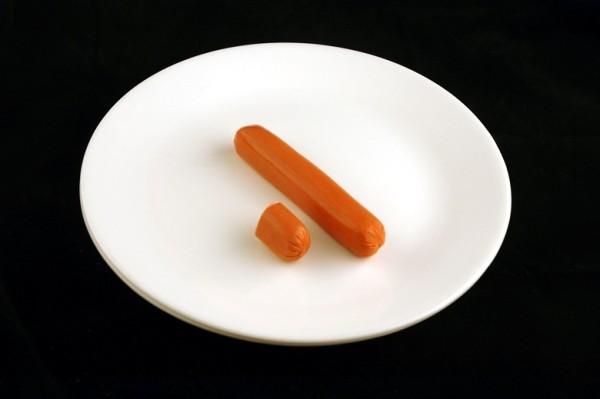 viršle - 66 grama = 200 kalorija