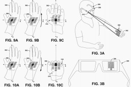 Gugl patentirao novi korak u prenosivim tehnologijama – šaka kao tastatura