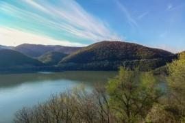 Katarina (Beograd): Prvo putovanje rekom Dunav