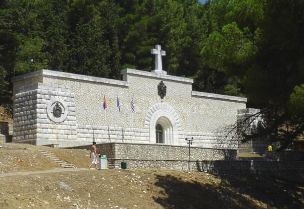 Jovanka (Beograd): Putovanje u Grčku – Hodočašće na ostrvo Vido