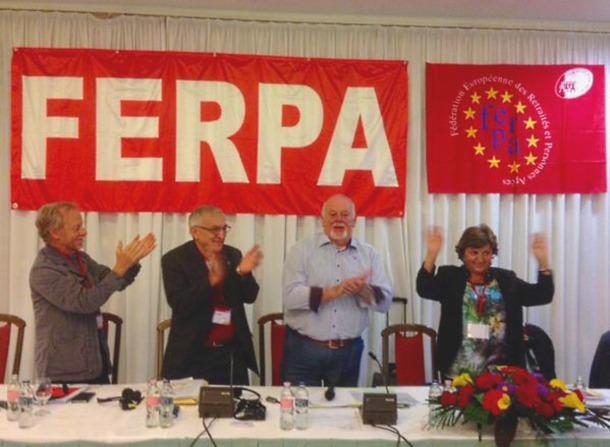 Strateška rezolucija 7. kongresa FERPA, Budimpešta, septembar 2015.