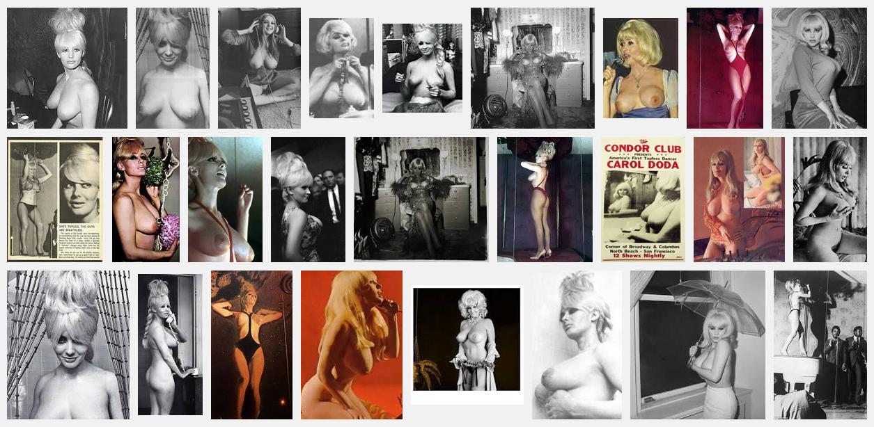 Carol Doda (1937-2015) - toples, silikon i slava starlete