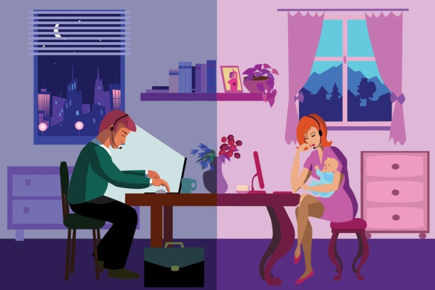 Ravnopravniji moderniji brak dovodi do češćih razvoda