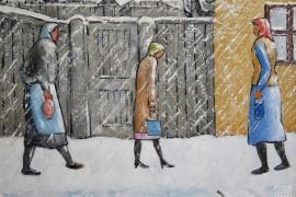 Jaka zima, velika opasnost za starije ljude