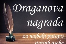 Draganova nagrada 2017 – III Konkurs za najbolji putopis starijih osoba