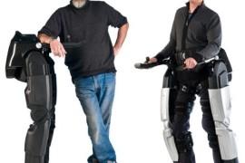 REX egzoskeletni robot uspravlja paraplegičare (VIDEO)