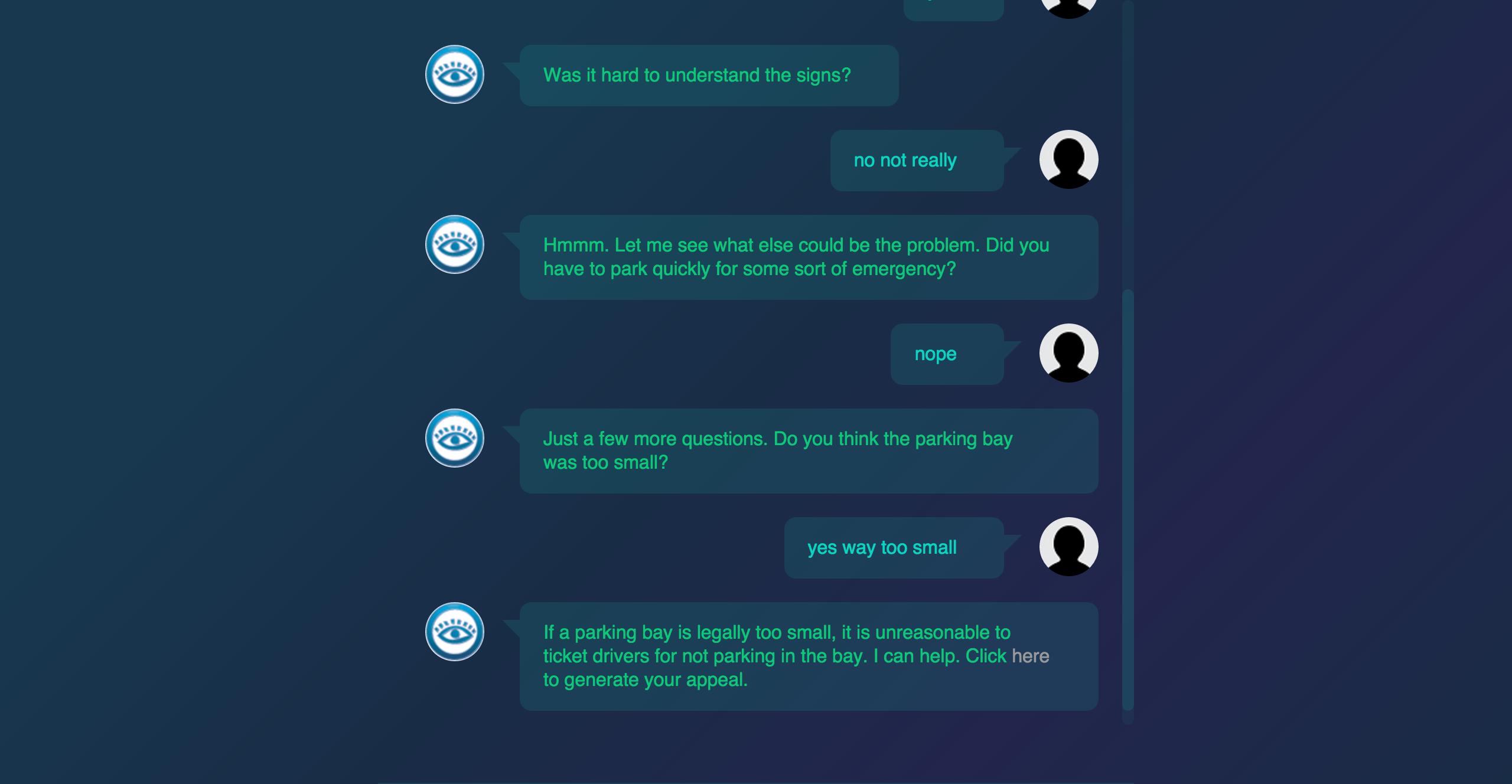 Britanija: Robot besplatno piše žalbe sudu!