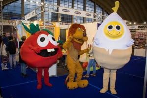 Dečiji sajam Paradajz, lavić i jaje